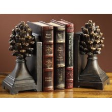 Pine Bluff Bookend Pair