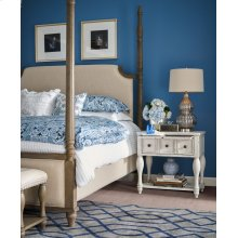Laurel Grove Q/K Poster Bed Rails