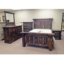 Coliseo Bedroom Group