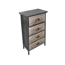 "Four Drawers Cabinets 31"" Height"