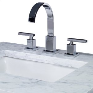 Polished Nickel Faucet Product Image