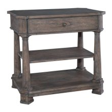 Lincoln Park Single Drawer Night Stand