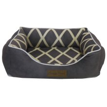 Comfy Pooch Diamond Printed Pet Bed HD95-451