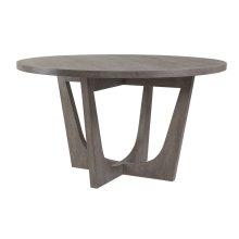Grigio Brio Round Dining Table