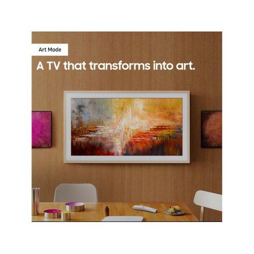 "65"" Class The Frame QLED Smart 4K UHD TV (2019)"