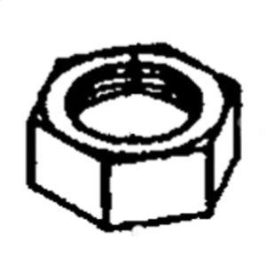 Commercial electronic faucet spout nut Product Image