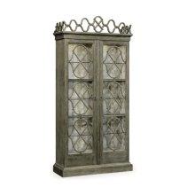 Bridgemere Charcoal Oak Cabinet