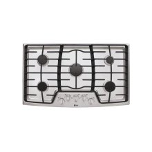 """36"""" Gas Cooktop with SuperBoil"""