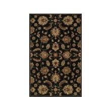 England Floor Coverings Pars Kashan K-2687 Black 5' x 8' Rectangle 101210