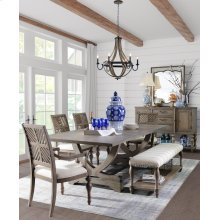 Laurel Grove Trestle Table Top