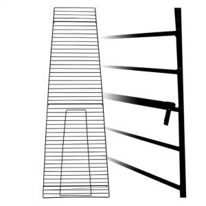 LHP-122 - Matte Black Grids for Triangular Unit Product Image