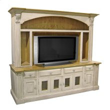 Elegance Entertainment Sideboard & Hutch