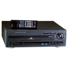 DualSided LaserDisc Player