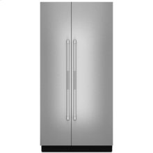 """Pro-Style® 42"""" Fully Integrated Built-In Side-by-Side Panel-Kit, Pro-Style® Stainless Handle"""