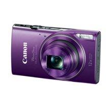 Canon PowerShot ELPH 360 HS Purple Digital Camera