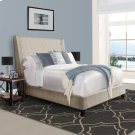 Elaina Porcelain Upholstered Bed Collection Product Image
