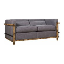 Le Corbusier Loveseat - Olive