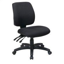 Mid Back Dual Function Ergonomic Chair