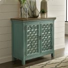 2 Door Accent Cabinet Product Image