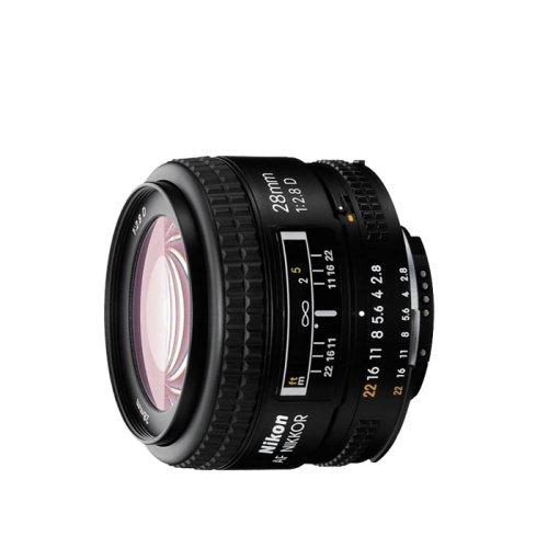 AF Nikkor 28mm f/2.8D