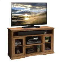 """Colonial Place 54"""" Tall TV Cart"""