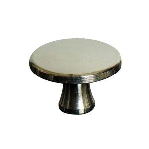 Staub Accessories 4-cm-x-4-cm Brass Knob nickel Product Image