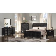 Richfield Ebony Queen Bed