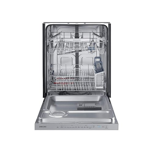 StormWash Dishwasher with Top Controls in Stainless Steel