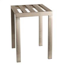 Metal stool