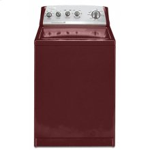 Magna Red Gloss Whirlpool® ENERGY STAR® Qualified 4.0 cu. ft. Top Load Washer