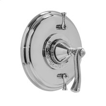 Thermostatic Shower Set with Devon Handle and Two Volume Controls