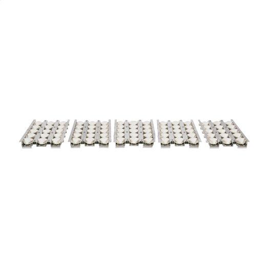 Ceramic Briquette Set for C2C42 Grills
