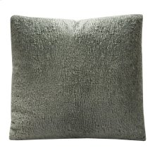 ARIES CHARCOAL PILLOW  Down Feather Insert