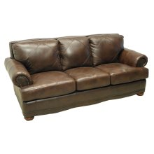 Sofa in Tiburon Tobacco