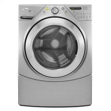 Lunar Silver Whirlpool® ENERGY STAR® Qualified Duet® 4.4 cu. ft. Front Load Washer