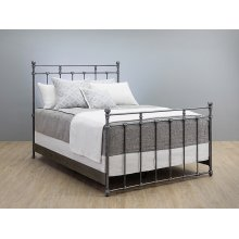 Sena Iron Bed