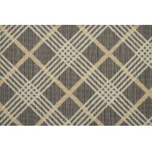 Sands Point Costal Plaid Cstpl Gull/ivory Broadloom
