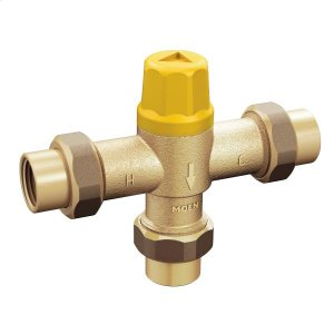 """Commercial Parts & Accessories 1/2"""" fip or 3/8"""" compression Product Image"""