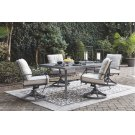 5-piece Outdoor Dining Set Product Image
