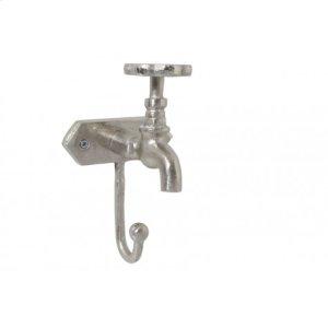Hatstand 1 hooks 20x12x12 cm TAP raw nickel Product Image