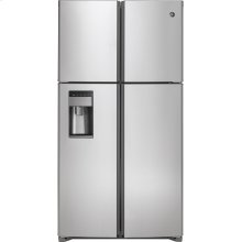 GE® 28.4 cu. ft. Quad-Door Refrigerator