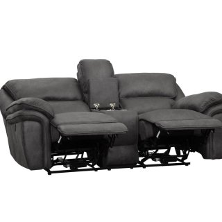 Hadden Power Reclining Loveseat w/ Center Console