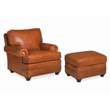Doyle Chair and Ottoman