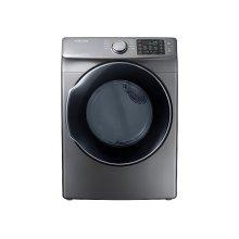 7.4 cu. ft. Gas Dryer in Platinum