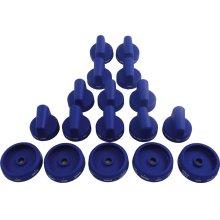 Blue Knob Set PAKNOBLUNG