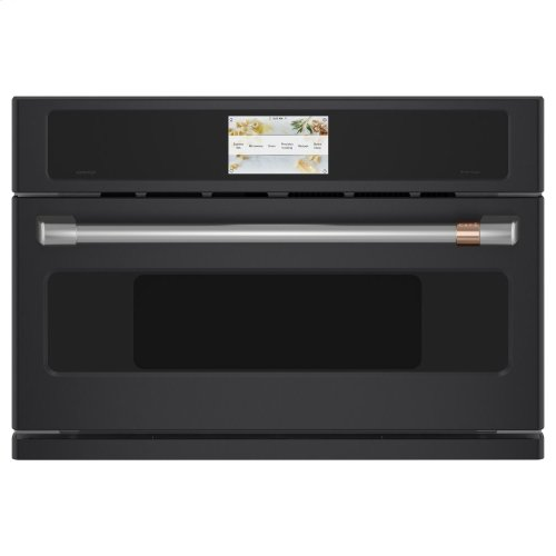 "Cafe 30"" Five in One Oven with 240V Advantium ® Technology"