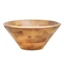 Catali Above Counter Basin - Teak