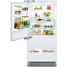 "36"" w/biofresh Bottom Mount Ref/Freezer Largedoor LH"