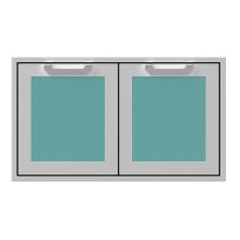 "36"" Hestan Outdoor Double Storage Doors - AGSD Series - Bora-bora"
