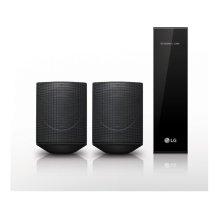 2.0 ch Sound Bar Wireless Rear Speaker Kit
